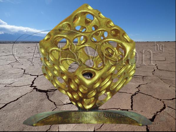 Art vision hg graphics rubik cube